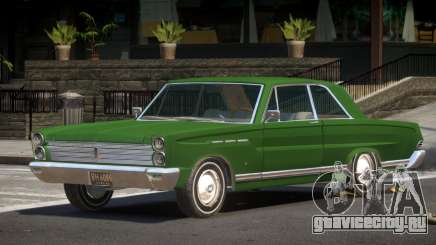 Ford Mercury Comet для GTA 4