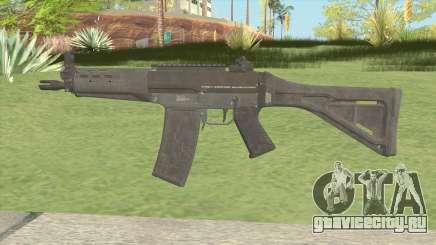 Grau 5.56 Assault Rfile (COD: MW 2019) для GTA San Andreas