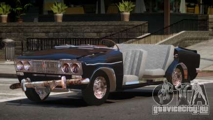 VAZ 2103 Crash для GTA 4