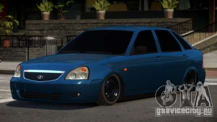 Lada Priora 2172 Tuned для GTA 4