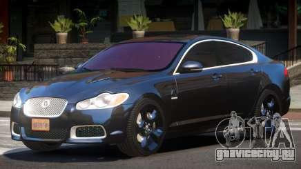 Jaguar XFR S-Edition для GTA 4
