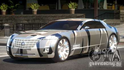Cadillac Sixteen V1.2 PJ4 для GTA 4