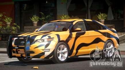 Ford Taurus Spec A PJ5 для GTA 4