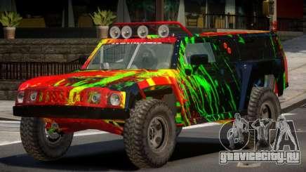 Hummer H3 Edit PJ4 для GTA 4