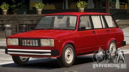 VAZ 2104 UL для GTA 4