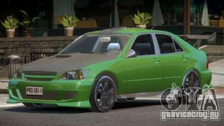 Lexus IS 300 Tuning для GTA 4
