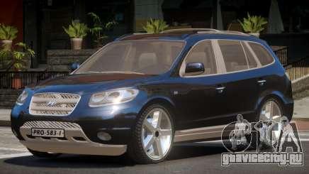 Hyundai Santa Fe V1.2 для GTA 4