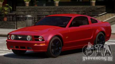 Ford Mustang GT S-Edit для GTA 4