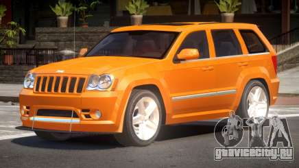 Jeep Grand Cherokee R-Tuning для GTA 4