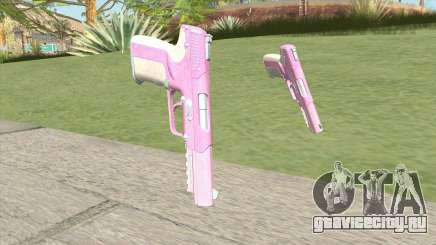 Five-Seven (Natsuki Skin) для GTA San Andreas