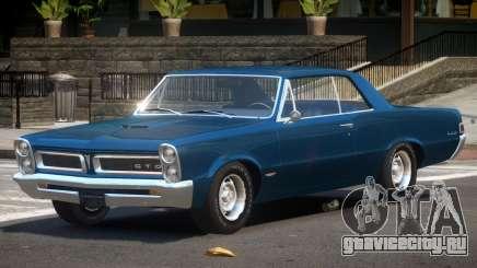 Pontiac GTO Old для GTA 4