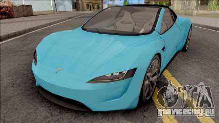 Tesla Roadster 2020 Performance LQ v3 для GTA San Andreas