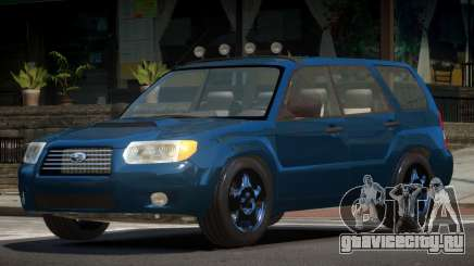 Subaru Forester RS для GTA 4