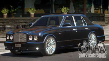 2011 Bentley Arnage T для GTA 4