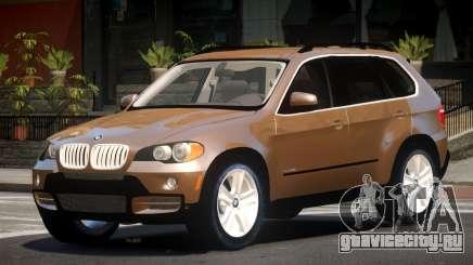 BMW X5 E70 ST для GTA 4