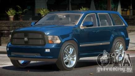 Dodge Durango ST для GTA 4