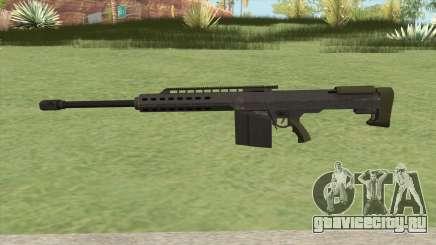 Heavy Sniper GTA V (Green) V2 для GTA San Andreas