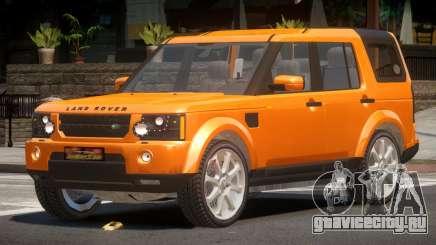 Land Rover Discovery 4 V1.0 для GTA 4