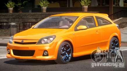 Opel Astra Edit для GTA 4
