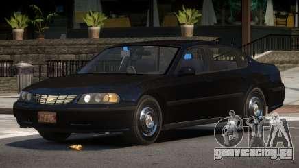 Chevrolet Impala Spec для GTA 4