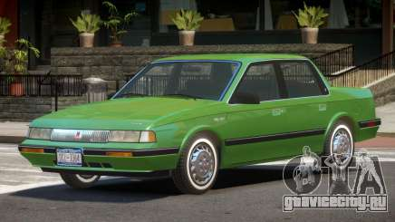 Oldsmobile Cutlass Stock для GTA 4