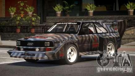 Audi Quattro V1.1 PJ4 для GTA 4