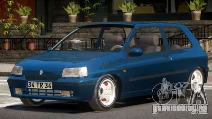 Renault Clio Stock для GTA 4