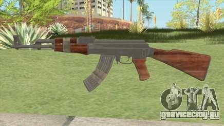 AK-47 (Hunt Down The Freeman) для GTA San Andreas