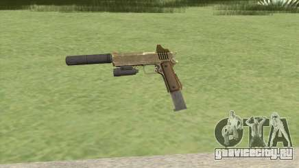 Heavy Pistol GTA V (Army) Full Attachments для GTA San Andreas
