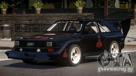 Audi Quattro V1.1 для GTA 4