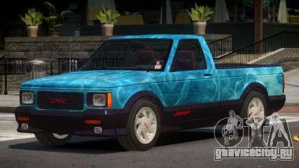 GMC Syclone RS PJ1 для GTA 4