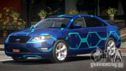 Ford Taurus Spec A PJ2 для GTA 4