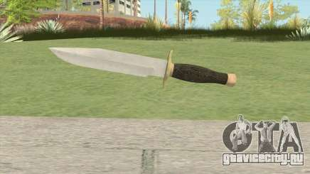 Knife (RE 3 Remake) для GTA San Andreas