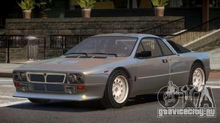 Lancia 037 Stradale TDI для GTA 4