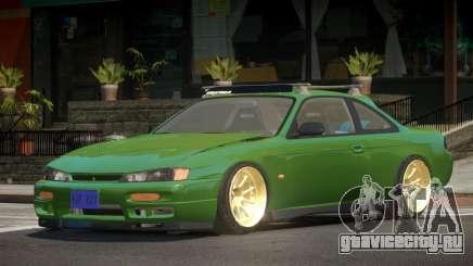 Nissan Silvia S14 L-Tuned для GTA 4