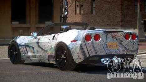 Chevrolet Corvette SR PJ7 для GTA 4