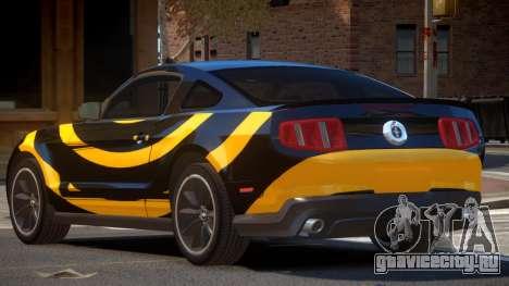 Ford Mustang 302 V1.1 PJ3 для GTA 4