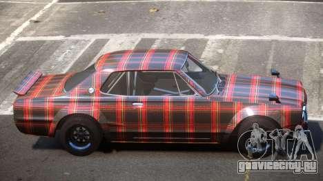 Nissan Skyline GT Qz PJ6 для GTA 4