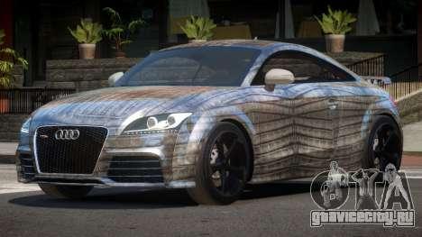 Audi TT R-Tuning PJ6 для GTA 4