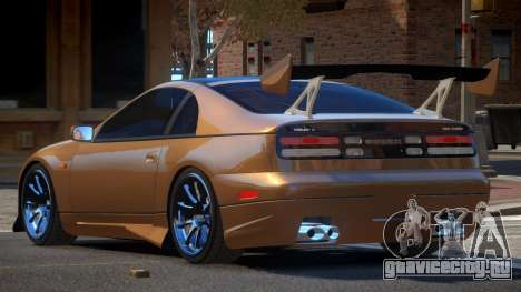 Nissan 300ZX S-Tuning для GTA 4