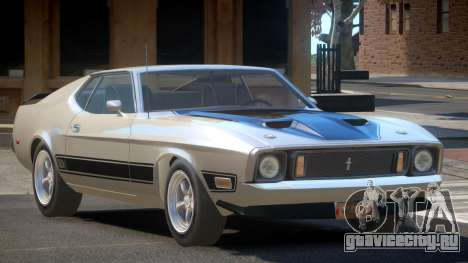 1977 Ford Mustang MS для GTA 4