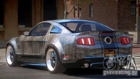 Shelby GT500 SR PJ6 для GTA 4
