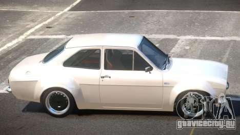 Ford Escort GT для GTA 4