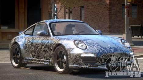 Porsche 911 LS PJ6 для GTA 4