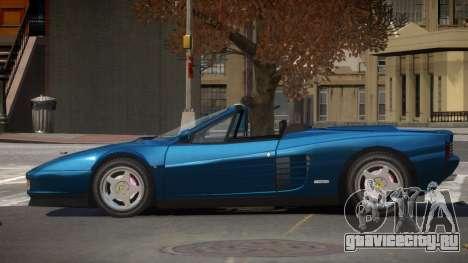 Ferrari Testa Rossa AL53 для GTA 4
