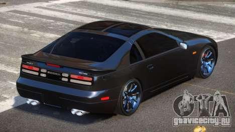 Nissan 300ZX L-Tuning для GTA 4