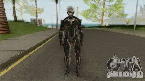 Raiden (Metal Gear Rising: Revengeance) для GTA San Andreas