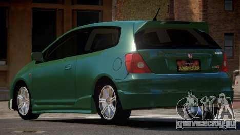 Honda Civic LS для GTA 4