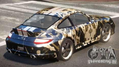 Porsche 911 LS PJ5 для GTA 4