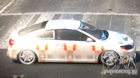 Scion TC Sport V1.0 PJ4 для GTA 4